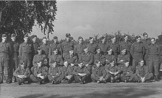 Rackenford Home Guard