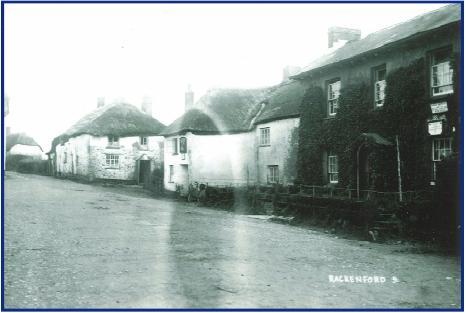 The Village Street 1920s